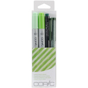 Green - Copic Doodle Pack