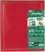 """100 Pages - Magnetic Page Photo Album 10""""X11.5"""""""