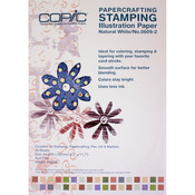 Stamping Illustration Paper A4
