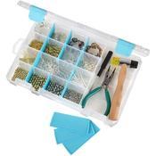ArtBin Tarnish Inhibitor Solutions Box 4-16 Compartments