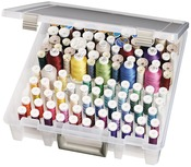 ArtBin Super Satchel Box W/Removable Thread Trays