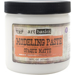 Opaque Matte - Art Basics Modeling Paste