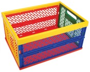 "18.75""X13.5""X9"" - Collapsible Crate Large"