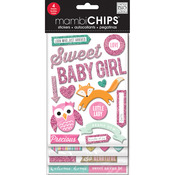 Sweet Baby Girl - Chipboard Value Pack