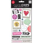 Insta Love - Chipboard Value Pack