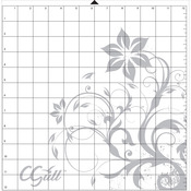 "Silhouette Style Cutting Mat 12""X12"""