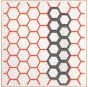 Chicken Wire - Marianne Design Embossing Folder & Die