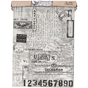 "Postale - Idea-Ology Tissue Wrap 12""X 15'"