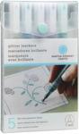 Cool Spectrum - Glitter Markers 4/Pkg