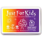 Rainbow - Hero Arts Just For Kids Inkpad