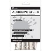 Ranger Adhesive Strips Variety Pack 60pcs