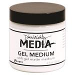 Matte Finish - Dina Wakley Media Gel Medium 4oz Jar