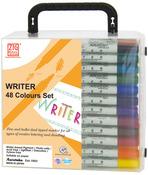 Zig Memory System Writer Dual-Tip Markers 48/Pkg
