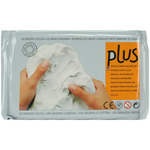 White - Plus Natural Self Hardening Clay 2.2lbs