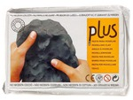 Black - Plus Natural Self Hardening Clay 2.2lbs