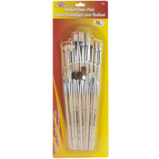 25/Pkg - Student Brush Value Pack