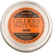 Orange - Baroque Art Gilders Paste