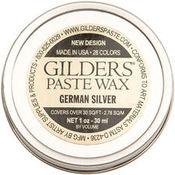 German Silver - Baroque Art Gilders Paste