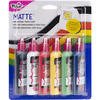 Matte - Tulip 3D Fashion Paints 1.25oz 6/Pkg