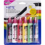 Matte - Tulip 3D Fashion Paints 1.25oz 6/Pkg