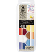 Old Glory - FolkArt Stencil Cream Paint Set 6/Pkg
