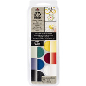 Basic - FolkArt Stencil Cream Paint Set 6/Pkg