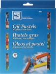 Assorted Colors - Oil Pastels 36/Pkg