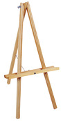 "20"" High - Natural Wood Table Easel"