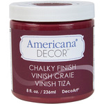Rouge - Americana Chalky Finish Paint