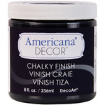 Carbon - Americana Chalky Finish Paint