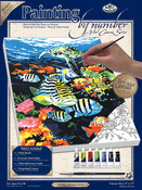 """Ocean Deep - Paint By Number Kits 9""""X12"""""""