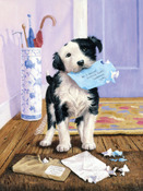 "The Mail Menace - Junior Small Paint By Number Kit 8.75""X11.75"""
