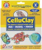 Gray - CelluClay Instant Paper-Mache 1lb