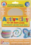 White - Activ-Clay Air Dry 1lb