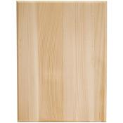 """Pine Rectangle Plaque - 9""""x12"""""""