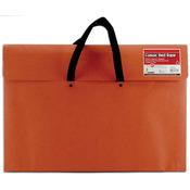 """14""""X20""""X2"""" - Red Rope Paper Portfolio"""