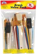 25/Pkg - Brush Set Value Pack