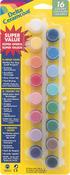 16 Colors - Ceramcoat Acrylic Paint Pots