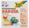 "Dot Embossing - Folia Iridescent Origami Paper 6""X6"" 50/Pkg"