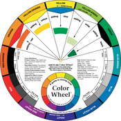 "9.25"" - Color Wheel"