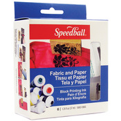 Fabric & Paper - Speedball Block Printing Ink