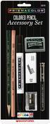 7pcs - Prismacolor Colored Pencil Accessory Set