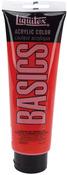 Cadmium Red Medium Hue - Liquitex Basics Acrylic Paint 8.45oz