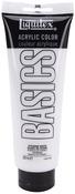 Titanium White - Liquitex Basics Acrylic Paint 8.45oz