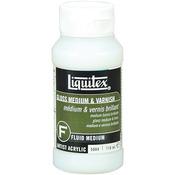 4oz - Liquitex Gloss Acrylic Fluid Medium & Varnish