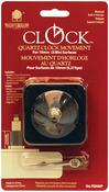 "For 3/8"" Surfaces - Quartz Clock Movement"