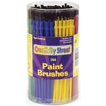 Economy Paint Brush Canister 144/Pkg-