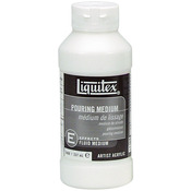 8oz - Liquitex Pouring Fluid Acrylic Medium