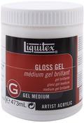 16oz - Liquitex Gloss Acrylic Gel Medium