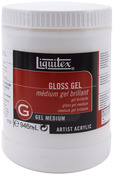 32oz - Liquitex Gloss Acrylic Gel Medium